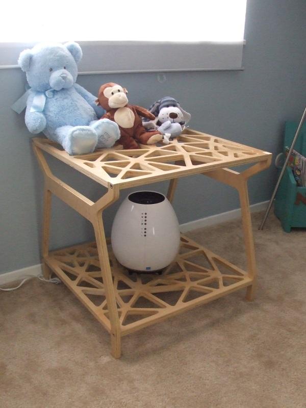 Nicolas Baby room