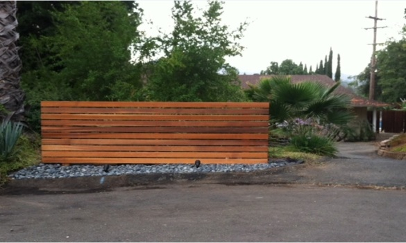 best wood for fence building