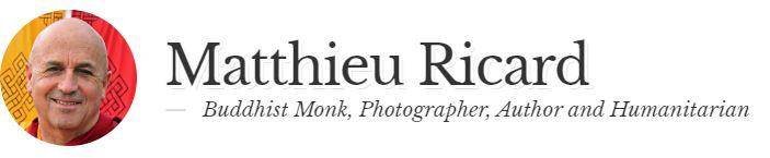 matthieu Ricard